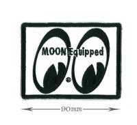 MOON Equipped Vintage Patch