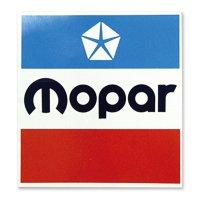 HOT ROD Sticker MOPAR Square Sticker 6.5inch