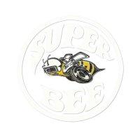 HOT ROD Sticker 68-70 SUPER BEE Decal  (Left)