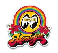 MOON Rainbow Decal