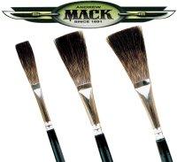 MACK Jet Stroke Brushes