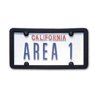 USA Custom Order License Plate - California White