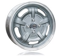 Speed Master Wheel 15x5 (Mag Gray) 4x100