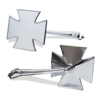 Iron Cross Straight arm Peep Mirror