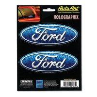 HOLOGRAPHIX Decal Ford