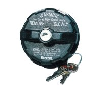 STANT Gas Cap W/Key Black