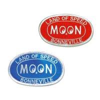 MOON Bonneville Oval Patch