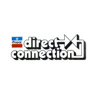 HOT ROD Sticker MOPAR Direct Connection Sticker