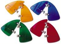 Color Air Deflectors