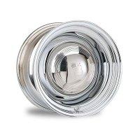 Gennie Steel Wheel Chrome