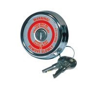 STANT Gas Cap W/Key Chrome