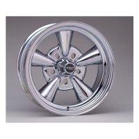 Supreme Chromed Wheel