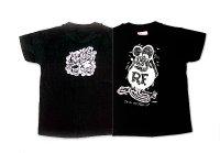 Kids & Ladies Rat Fink Mono T-Shirt