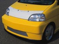 HOOD BRA for Japanese Car/Import Car White