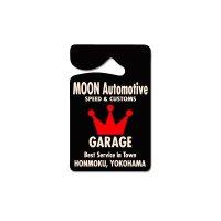 MOON Automotive Parking Permit