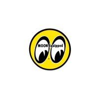 MOON Classic Eyeball Sticker