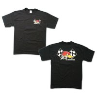 Clay Smith Cross Flags T-Shirt
