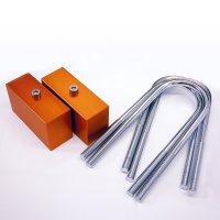 Lowering Block Kit 2 inch (5cm) - 200 Series HIACE