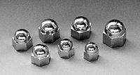 Chrome Bolt Cap  3/4inch (About 17mm)
