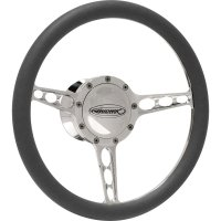 Budnik Steering Wheel Tri-Oval
