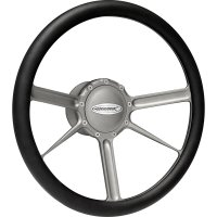 Budnik Steering Wheel Tungsten