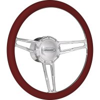 Budnik Steering Wheel Chicane