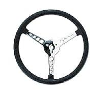 Bell Style Steering Wheel No Hole 4 Spork  34cm