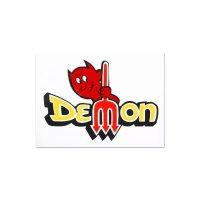 HOT ROD Sticker DEMON Decal