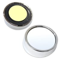 Chrome Twin Pack 2-Inch Blind Spot Mirror