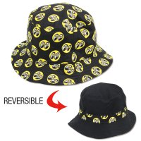 EYEBALL Reversible Bucket Hat