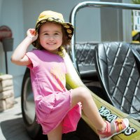 Kids EYEBALL Reversible Bucket Hat