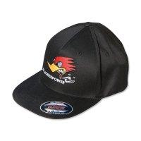 Clay Smith Flex fit Cap Black