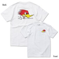 Clay Smith Traditional Design T-Shirt White