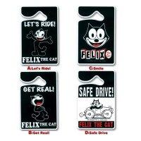 Felix The Cat Parking Permit