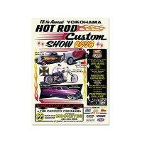 12th YOKOHAMA HOT ROD-Custom Show 2003 Poster