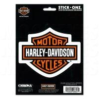 STICK-ONZ Decal HARLEY-DAVIDSON