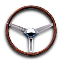 Grant Classic GM Model Wood Steering Wheel 37cm