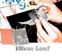 Silver Leaf Set