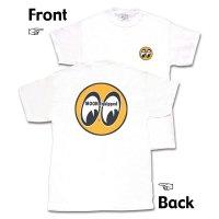 MOON Classic Eyeball Logo T Shirts