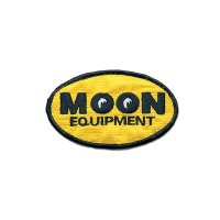MOON Equipment Oval Patch 6 x 10cm