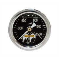 Direct Mount Fuel/Oil Pressure Gages (0-1500psi)