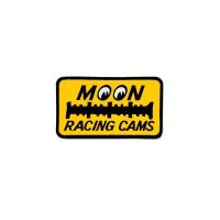 MOON Racing Cams Patch 6.6 x 11.6cm