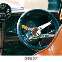 4 Spoke No Hole Racing Steering Wheel 30cm