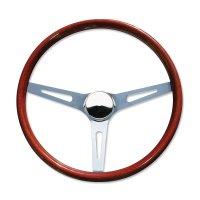 """15"""" Wood Steering Wheel Slot"""
