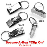 Lucky Line Secure - A - Key Clip On
