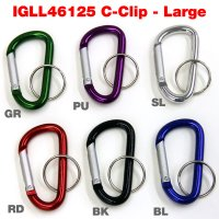 Lucky Line C - Clip - Large