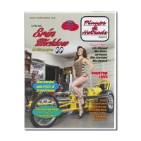 Pinups & Hot Rods Magazine issue 4