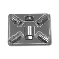 Aluminum Lock Nuts Set