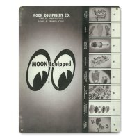 MOON Vintage Sign 1960 Front Cover