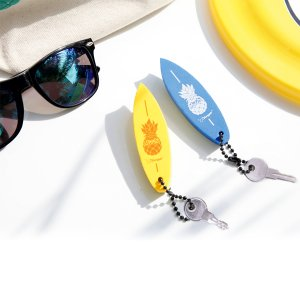 Photo2: Surfboard Floating Key Chain